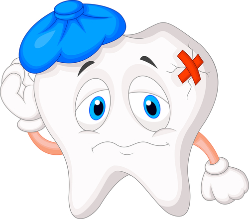 A tooth ache can ruin your day